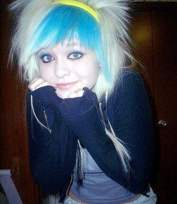 How I used to have my hair when I was little! ^_^
