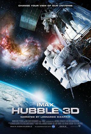 Imax's Hubble 3D