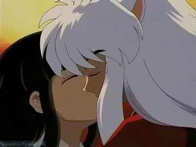 Inuyasha and Kikyo