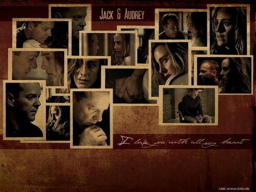 Jack & Audrey