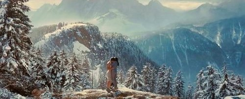 Jacob Black wallpaper with an alpinist titled Jacob (+Bella) Kiss eclipse