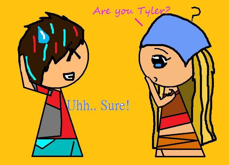 Total drama lindsay and tyler