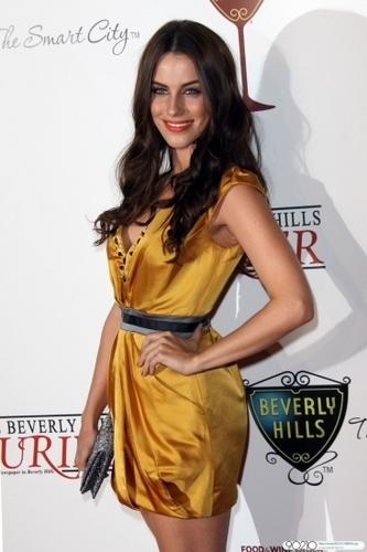 Jessica @ Taste Of Beverly Hills Wine & Еда Festival