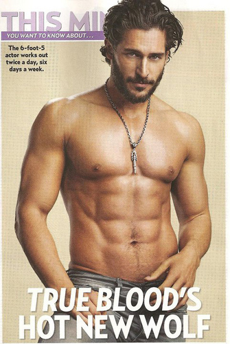 Joe - joe-manganiello Photo