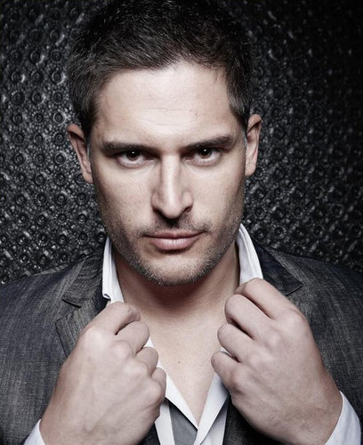 Joe Manganiello wallpaper with a business suit, a suit, and a fedora titled Joe