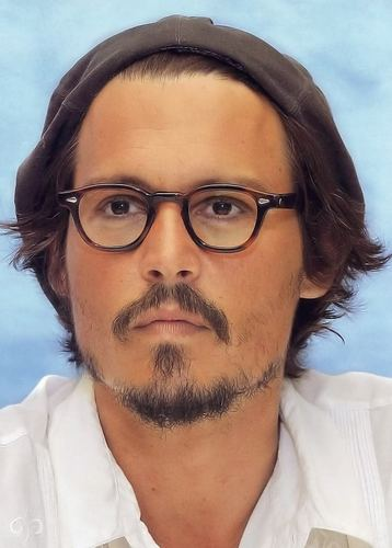 Johnny Depp wallpaper containing a portrait titled Johnny_HOT_Depp XD