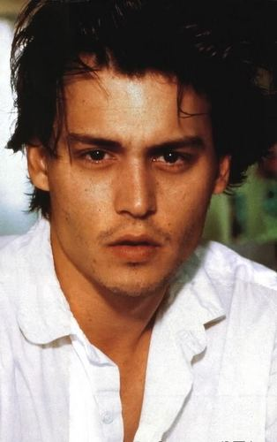 Johnny Depp wallpaper probably containing a portrait called Johnny_HOT_Depp XD
