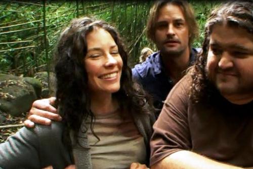 Josh, Evi, and Jorge