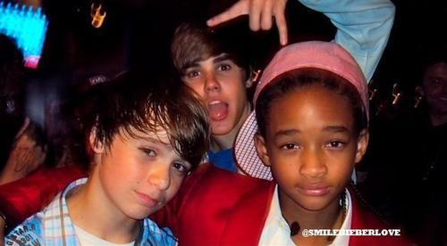 Justin,Jaden & Christian
