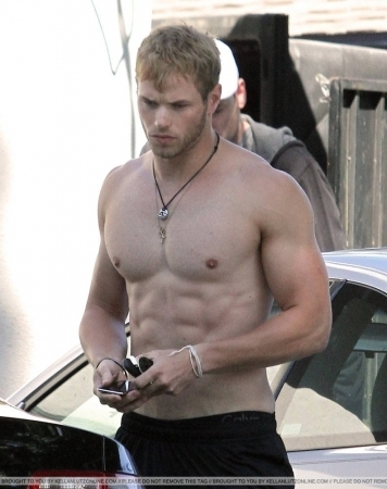Kellan in Studio City- September 1