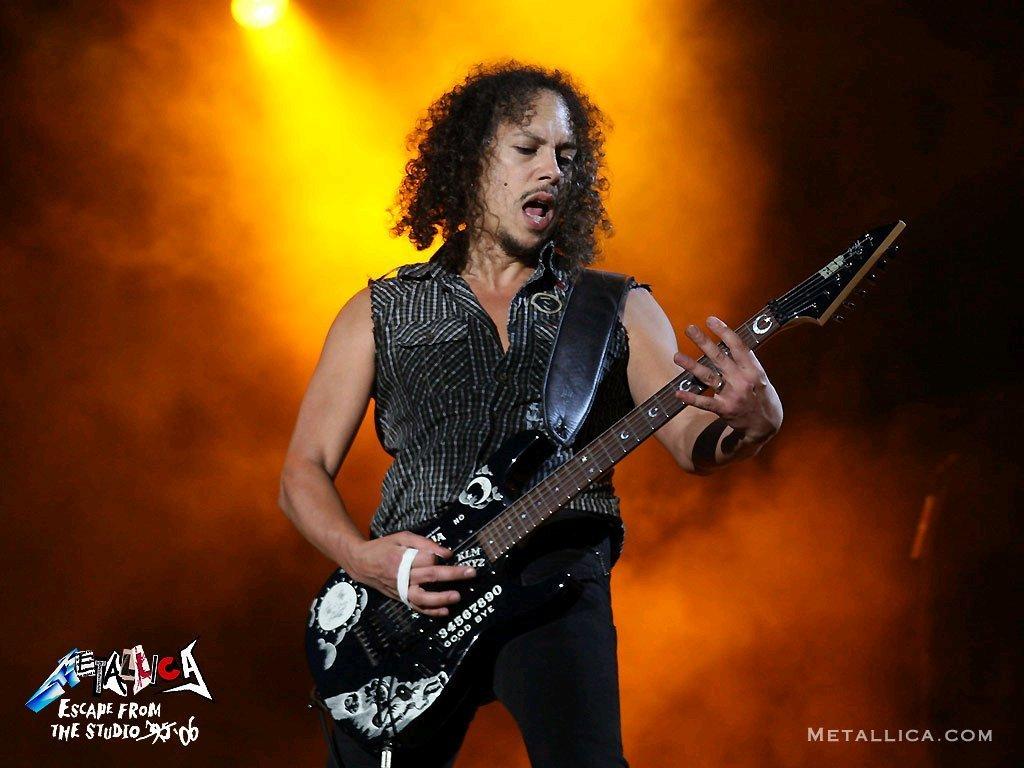 Kirk Hammett - Picture