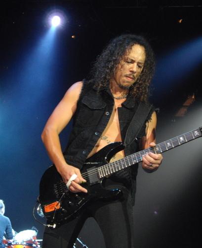 Kirk Hammett!