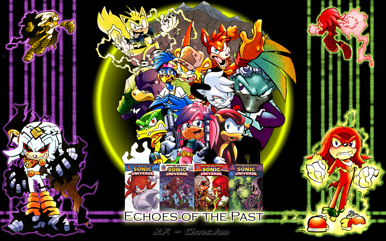 Knuckles - Echoes of the Past