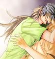 Koisuru Boukun ciuman Scene (manga)