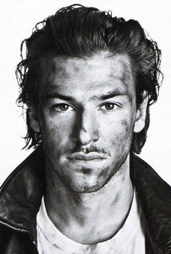 L'Optimum Photoshoot - gaspard-ulliel Photo