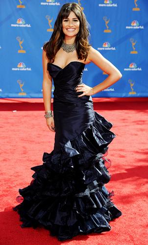 Lea: Emmy Awards 2010