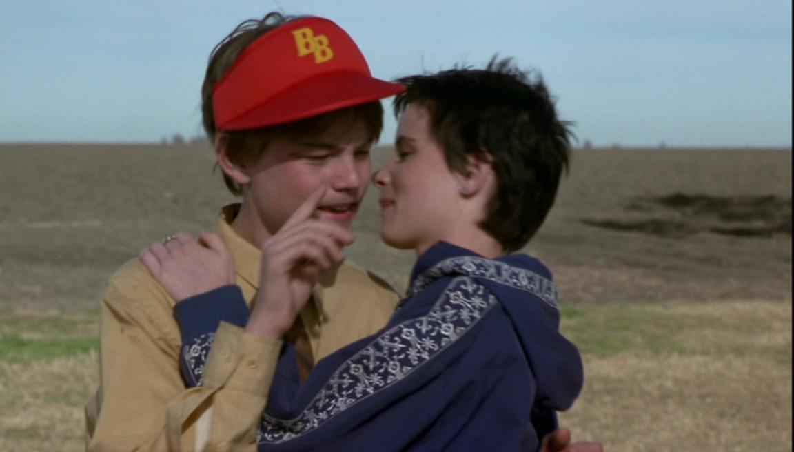 Leonardo DiCaprio as Arnie Grape in 'What's Eating Gilbert Grape ...