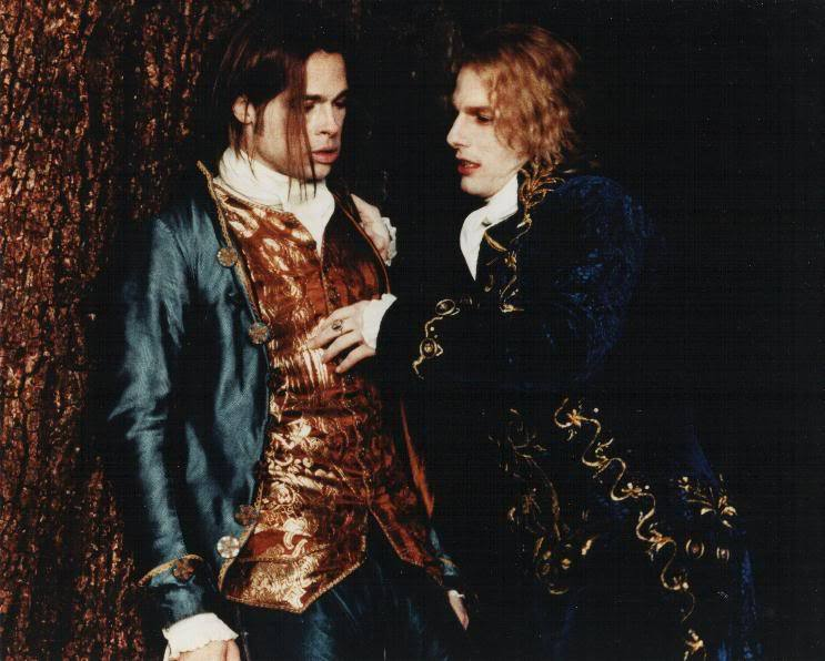 Interview With The Vampire Louis And Lestat Lestat - Lestat Photo ...