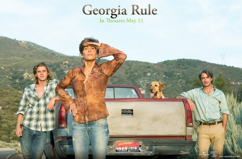 Georgia Rule fond d'écran with a tailgate titled LiLo