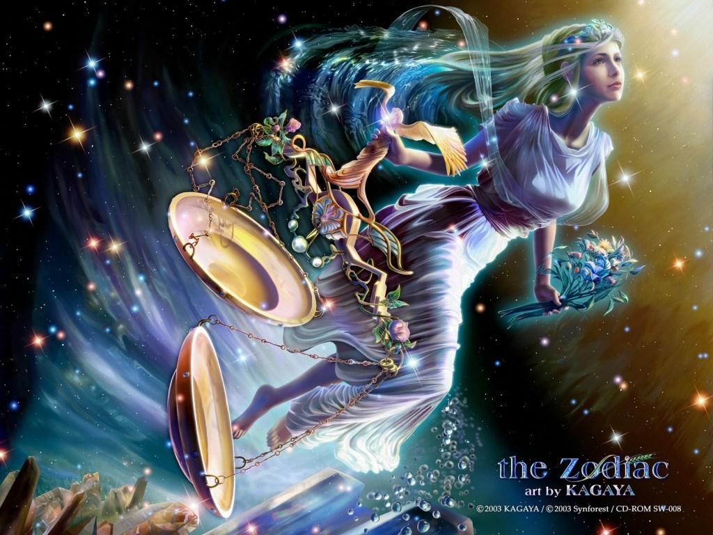 Libra Astrology Wallpaper 15237536 Fanpop