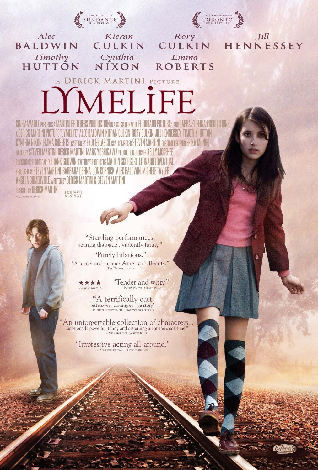 Lymelife Movie Poster 2 - Emma Roberts Photo (15281105 ...