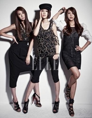 Lynn, Sam, Jaekyung