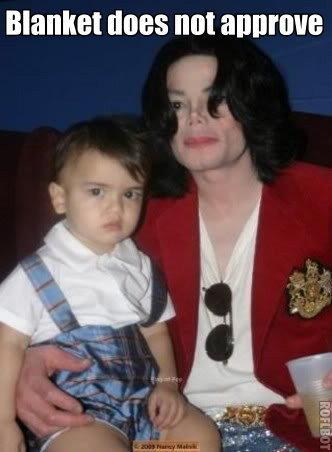 MJ Cuteness
