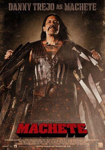 Machete movie DANNY TREJO