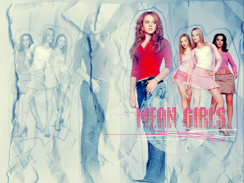 Mean GriLs - mean-girls Wallpaper