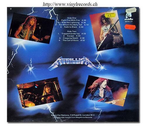 Metallica wallpaper called Metallica