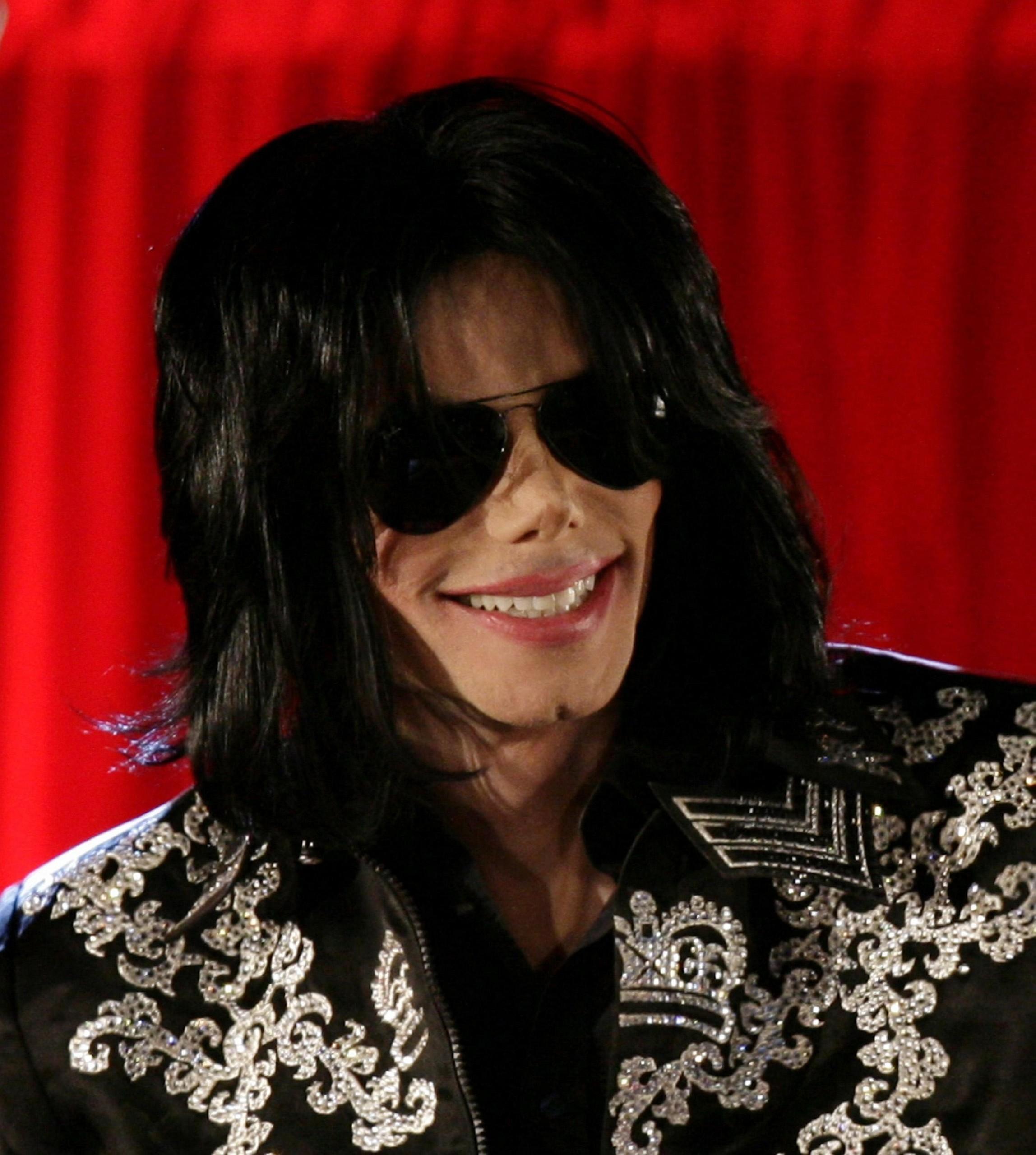 Michael Jackson's Sunglasses