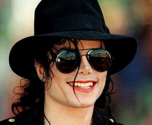 Michael Jackson's Sunglasses