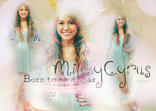 Miley...!!!!