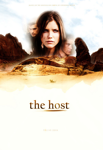 The Host wallpaper possibly with a sign and a portrait entitled Movie Poster