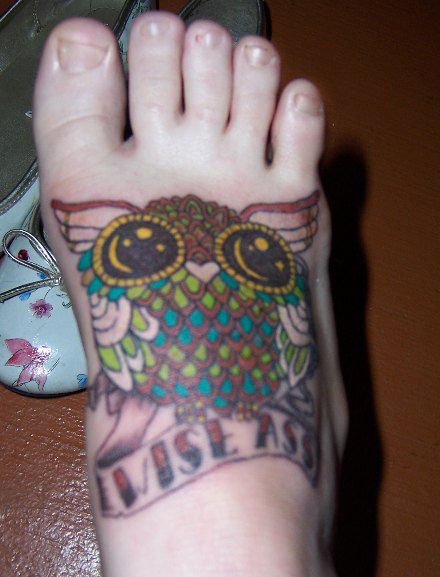 Owls My Owl Tattoo