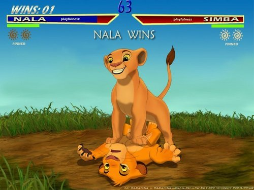 Nala win !