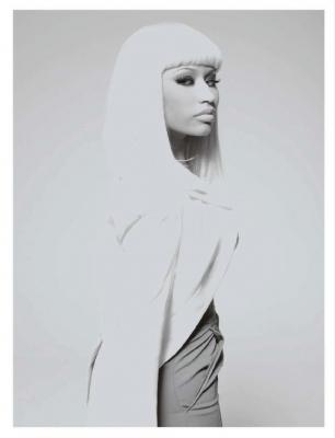 Nicki in Paper Magazine - September 2010