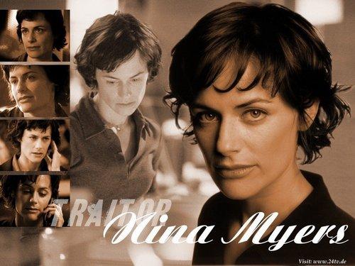 Nina Myers