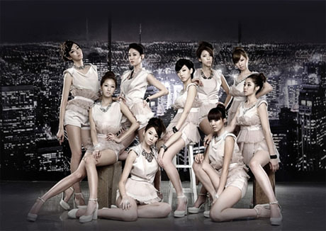 Nine Muses concept picture