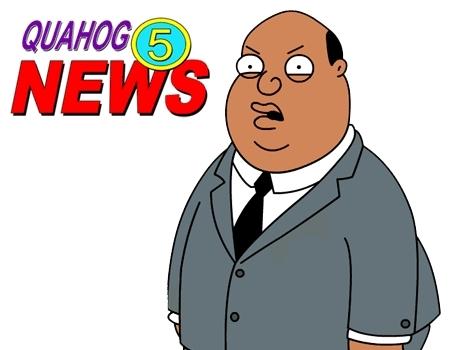 Ollie Williams - Quahog 5 News Team