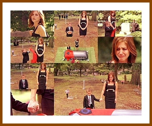 Brooke Davis wallpaper possibly with a sign and a portrait called One Tree Hill: Epic Scenes