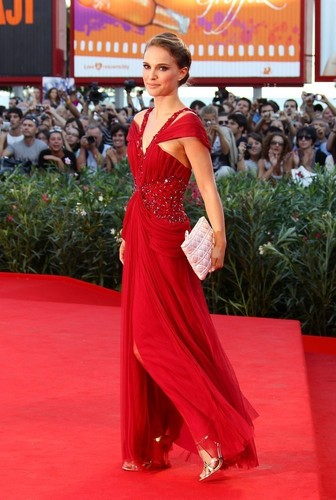 Opening Ceremony and 'Black Swan' premiere during the 67th Venice Film Festival