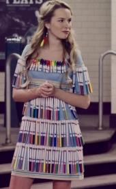 Pen Dress!