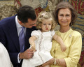 Princess Leonor of Spain as Renesmee