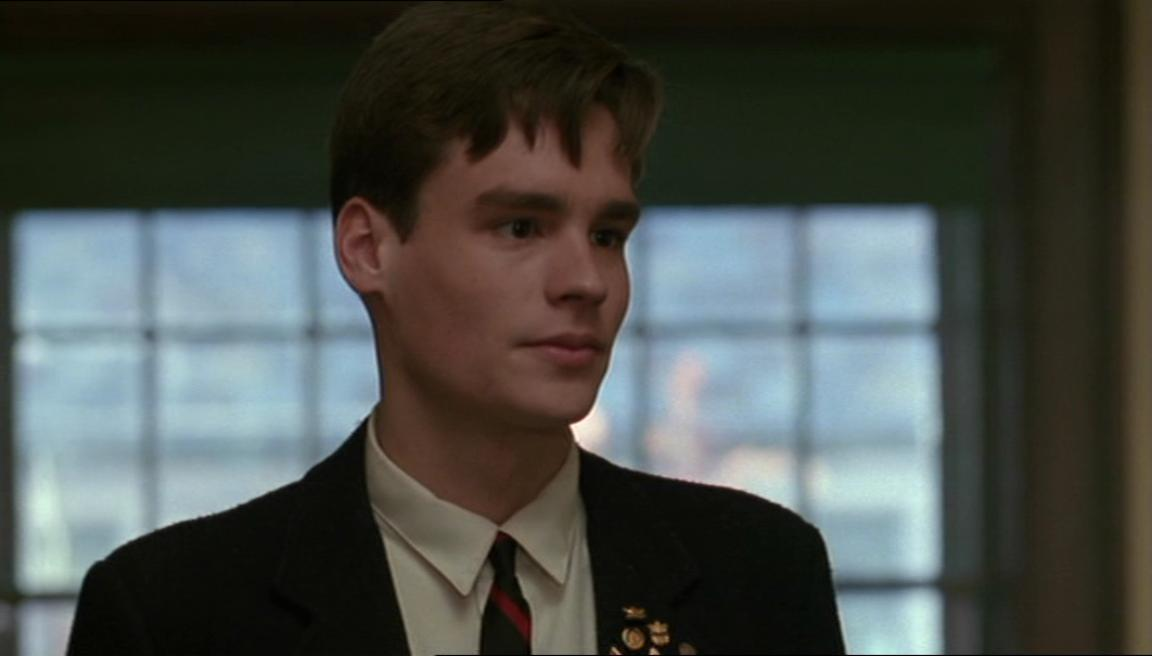 dead poets society neil perry 2018-7-17 one of the main conflicts of dead poet's society is that between fathers and sons for example, neil perry's father wants him to give up his literary and dramatic ambitions and dedicate himself to studying medicine.