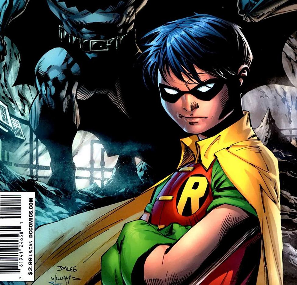 Marvel Comics Robin