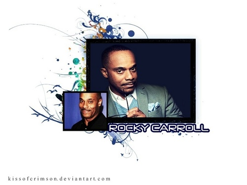 Rocky Carroll - ncis Wallpaper