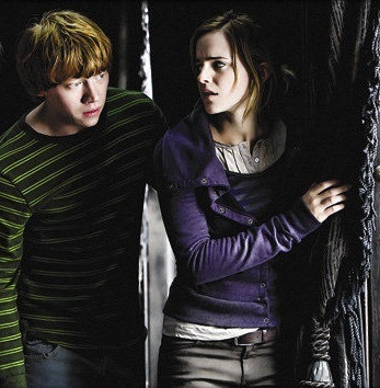 Romione - Harry Potter & The Deathly Hallows