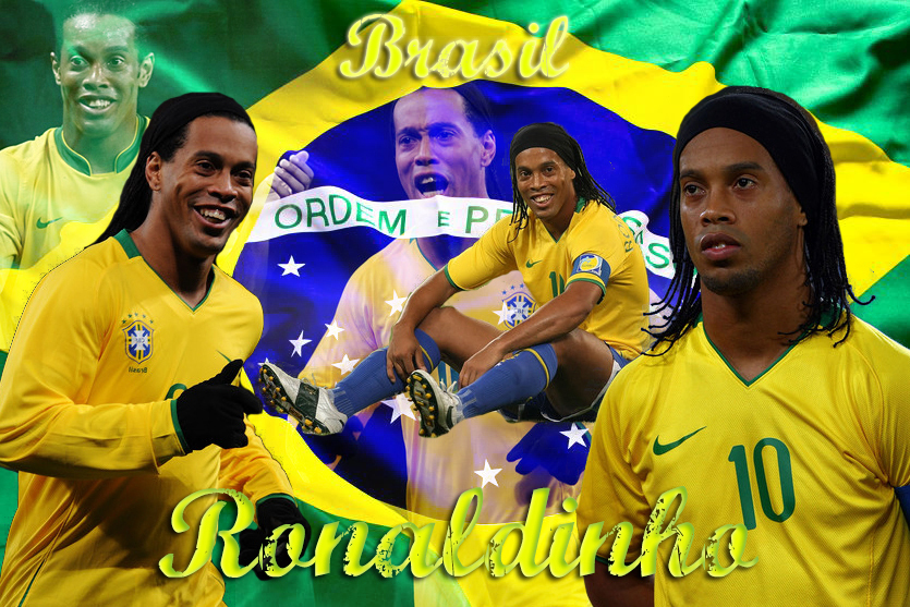 Ronaldinho - Photo Actress