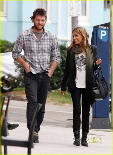 Sam & Natalie out in Sydney